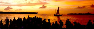 Image of Mallory Square Sunset Celebration