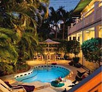 Photo of a Key West Gay Resort