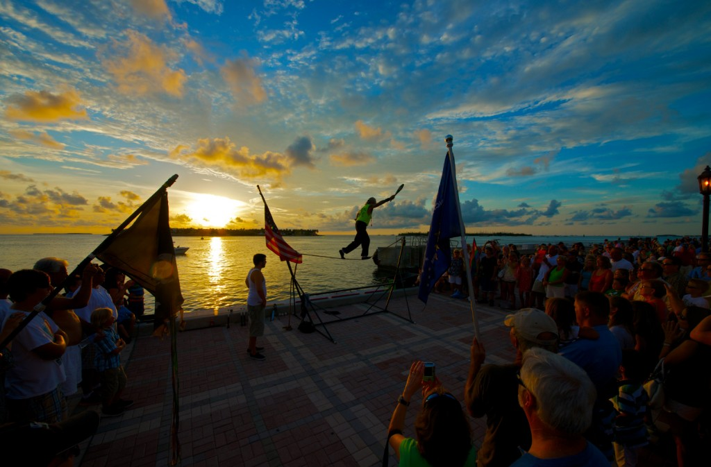 Photo of Performer at Sunset Celebration