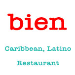 Bien Carribean, Latino Restaurant logo