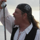 Photo of Dale the Sword Swallower