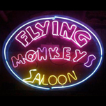 photo of flying monkeys