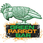 photo of green parrot