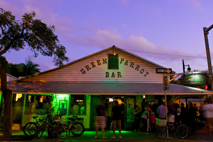 Image of Green Parrot Bar in Key West