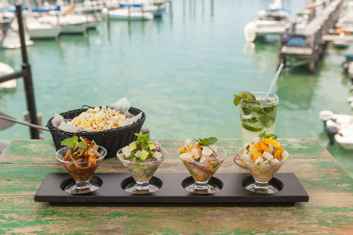Image of Ceviche at Turtle Kraals