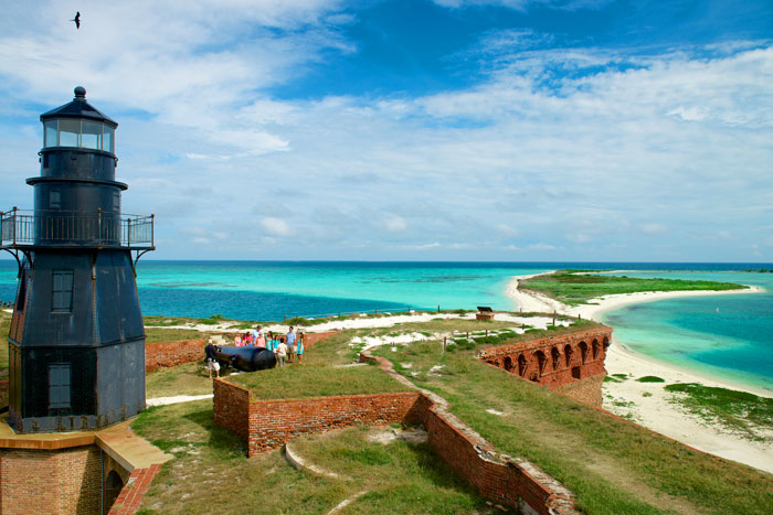 Image of the Dry Tortugas National Park