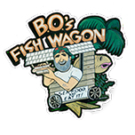 BO's Fishwagon logo