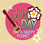 Good Day on a Happy Planet logo