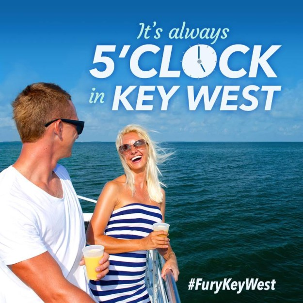 Always 5 O'clock in Key West