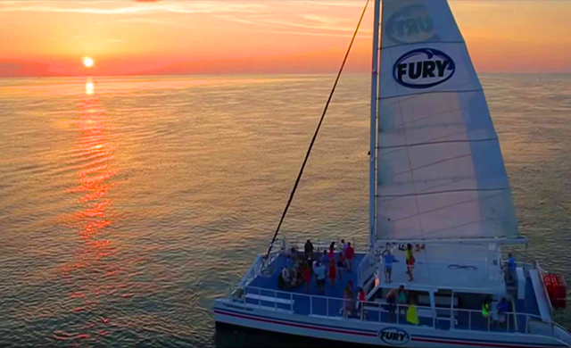 Image of Fury Sunset Cruise