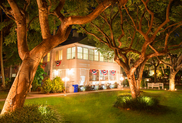 Corporate events venue in Key West