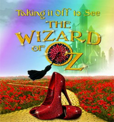 Taking It Off to See the Wizard (A Burlesque Parody) at the Waterfront Playhouse
