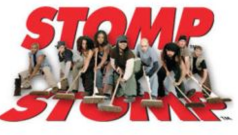 STOMP - National Tour!