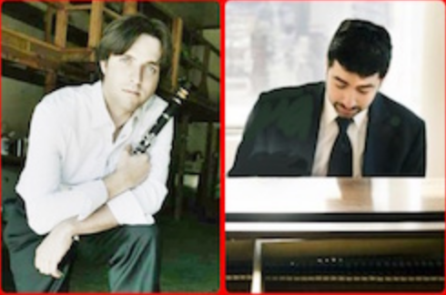 Impromptu Classical Concerts- Jose Franch-Ballester, clarinet & Michael Brown, piano