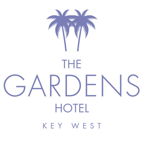 The Gardens Hotel in Key West logo