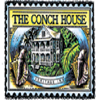 The Conch House stamp