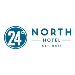 24 Degrees North West Hotel logo