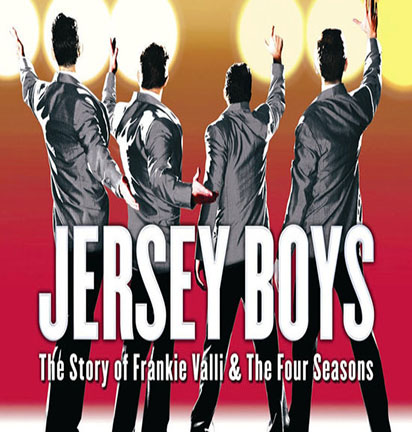 Jersey Boys - National Tour!