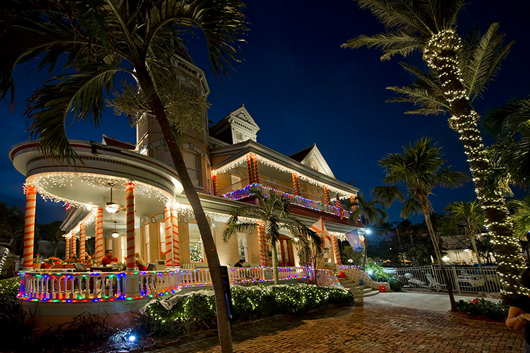 Holiday Historic Inn Tour Key West
