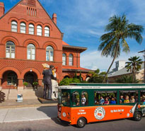 Trolley Tours Key West
