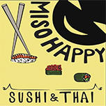 Miso Happy Sushi & Thai