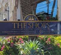 Mallory Square shops sign