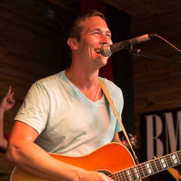 Nick Norman:  Solo Accoustic Performance