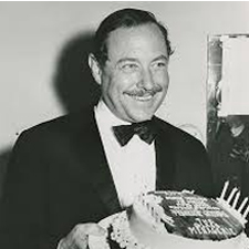 Tennessee Williams Birthday Celebration