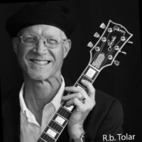 R.B. Tolar at Two Friends